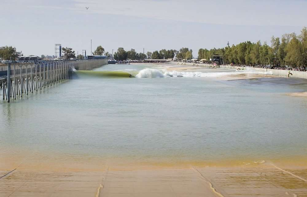 Are Artificial Surf Parks Sustainable?