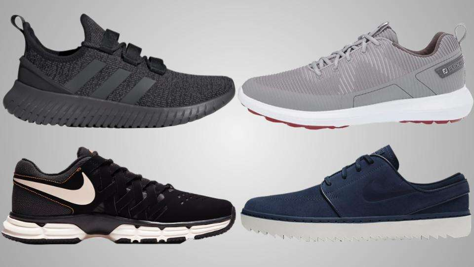 Today's Best Shoe Deals: adidas, Footjoy, Nike, and Timberland!