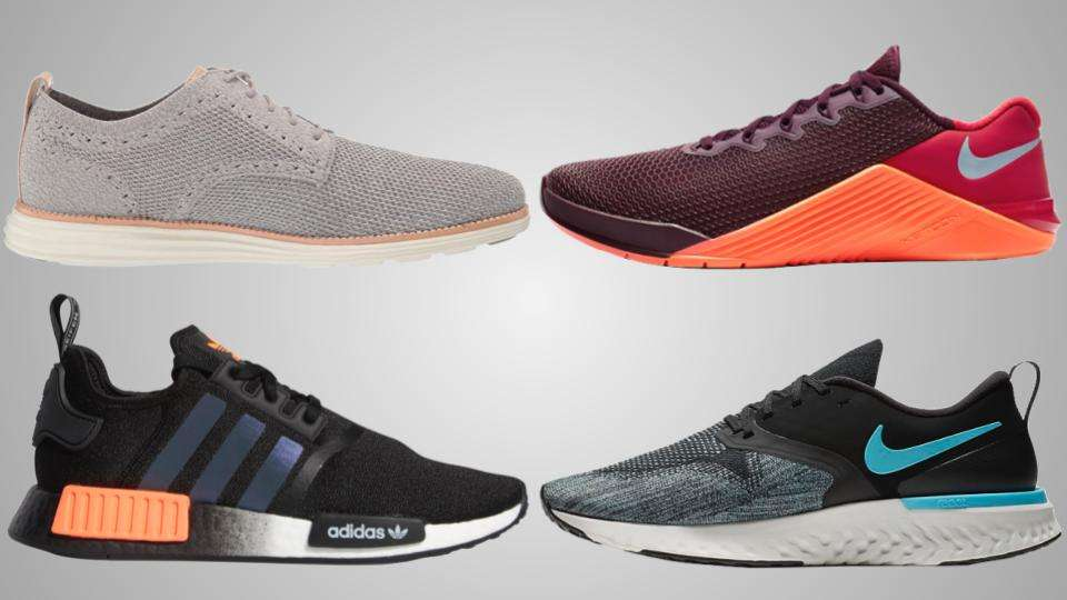 adidas, Cole Haan, Dockers, and Nike