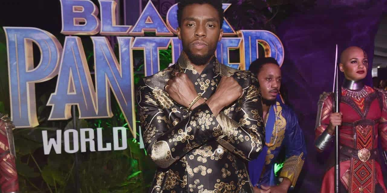 'Black Panther' Actor Chadwick Boseman Has Reportedly Died Of Colon Cancer At 43