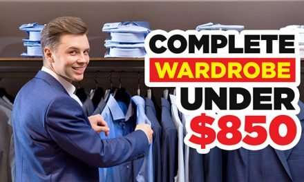 15-Piece $750 STARTER Wardrobe – How To Budget For Professional Men's Clothing Piece By Piece