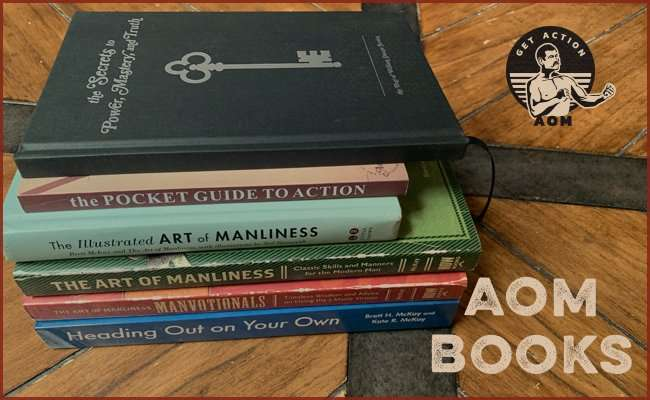 Need Something to Read? Check Out the AoM Bookstore