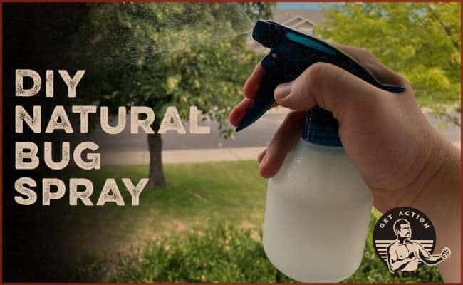 How to Make Your Own Natural Bug Spray