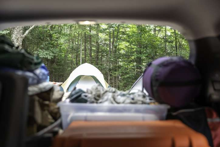 Car Camping Is the Worst