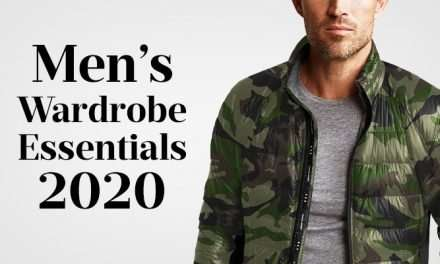 12 Clothing Essentials Men Are Too Afraid To Wear