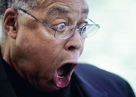 james earl jones close up face surprised shocked
