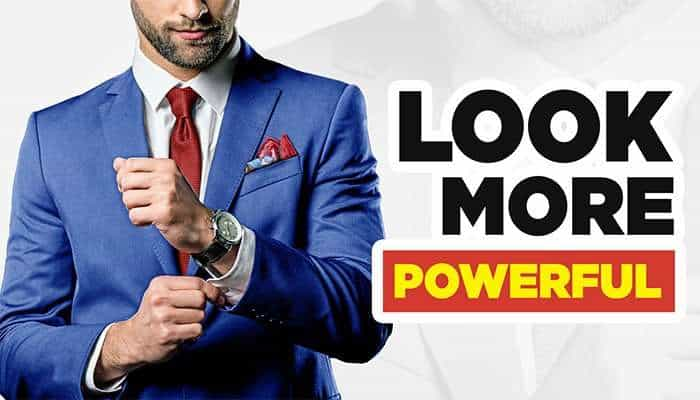 10 Men's Style Tips To Look POWERFUL