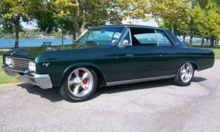 Powerful Drag Strip-Ready 1965 Buick Skylark Being Auctioned by GAA Classic Cars