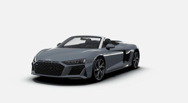 2021 Audi R8 RWD Coupe & Spyder: Less Is More