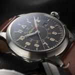 Alpina Celebrates Aviation With A Limited Edition Startimer Pilot Watch