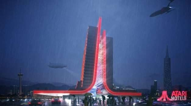 Atari  Hotels Announced: The Gamers Dream Vacation