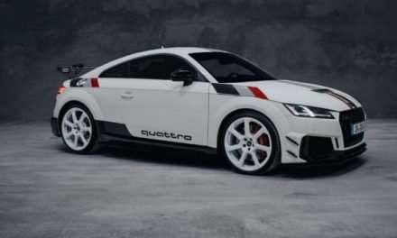 2021 Audi TT RS 40 Years Celebrates 4 Decades of Quattro AWD