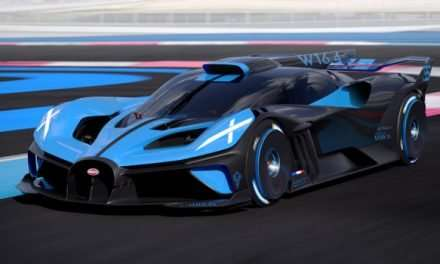New Bugatti Bolide Revealed: Track-Only Hypercar With 311+ MPH Top Speed