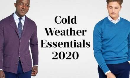 Men's Cold Weather Essentials | 11 Winter Pieces EVERY Man Needs