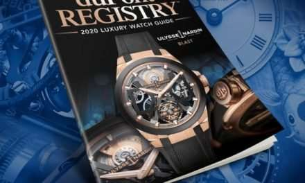 duPont REGISTRY 2020 Luxury Watch Guide