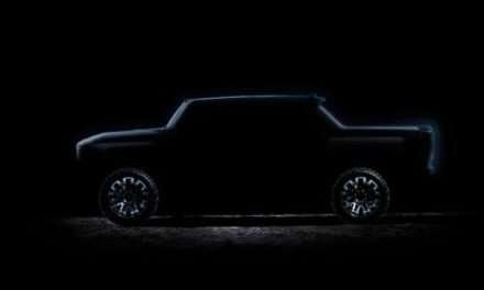 GMC Hummer EV To Be Unveiled October 20th