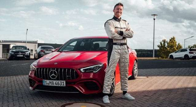 Inside AMG: Testing At The 'Ring