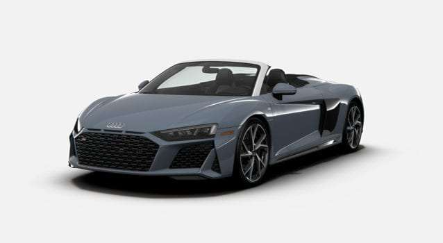 2021 Audi R8 RWD Coupe and Spyder Are Now Permanent Additions to Lineup