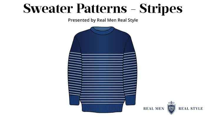 sweater patterns stripes