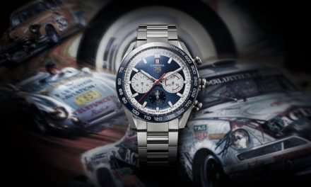 The New TAG Heuer Carrera Sport Collection Celebrates 160th Anniversary