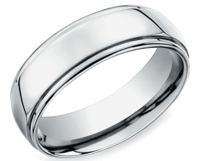 mens ring palladium