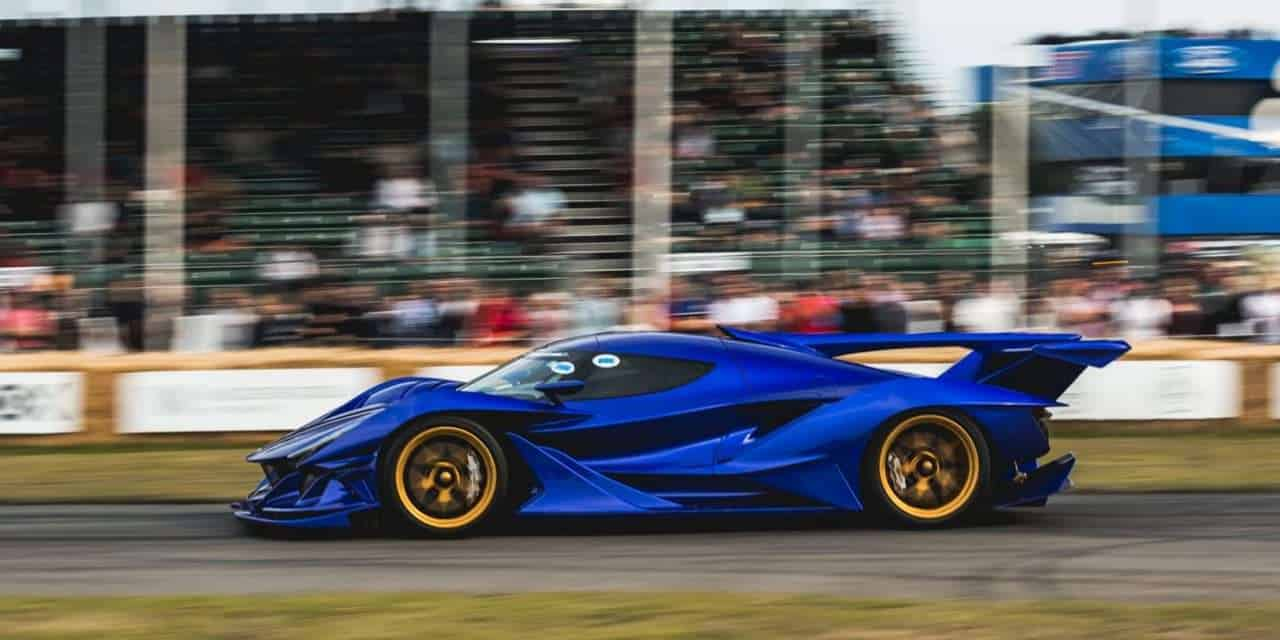 Goodwood SpeedWeek To Include World-Class Celebrations