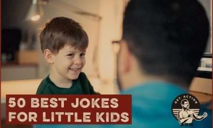 The 50 Best Jokes for Little Kids