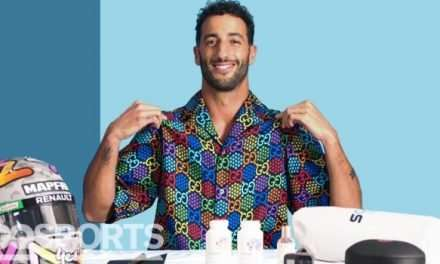 Watch Daniel Ricciardo's GQ Top 10 Essentials Episode