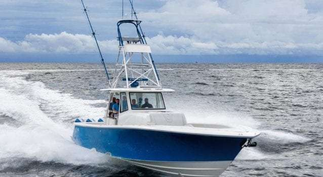 Sea Vee Debuts the New Flagship 450Z Center Console