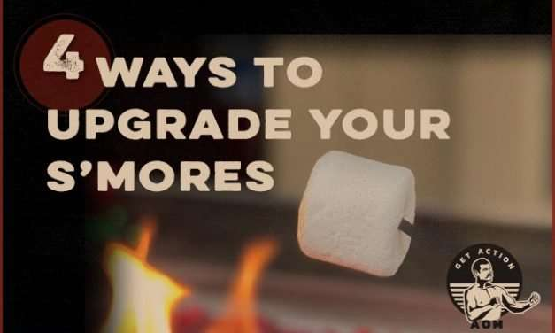 4 Ways to Upgrade Your S'mores