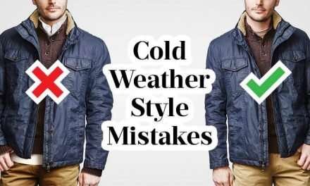 Men's Winter Style Guide | 7 Cold Weather MISTAKES To Avoid