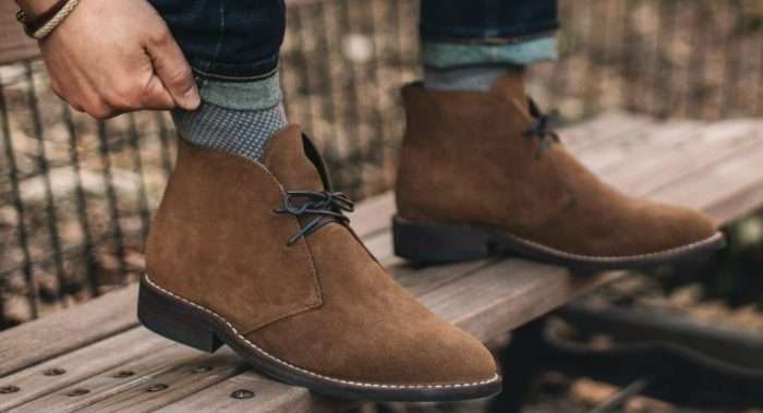 shoes every man should own suede chukka boots