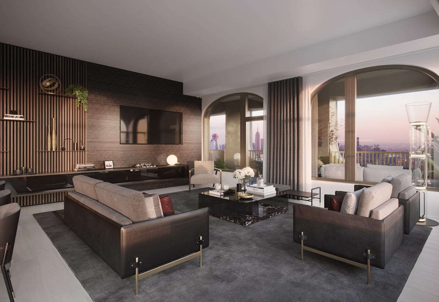 Aston Martin Creating Luxury Homes In New York City That Come With A Special Edition Suv Mansbrand