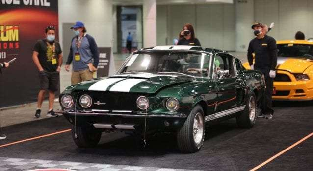 Mecum Las Vegas 2020 Reaches $13 Million In Sales