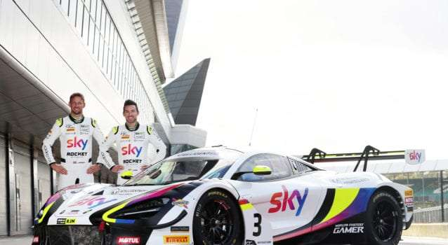 Jenson Button Returns to McLaren for Upcoming Race