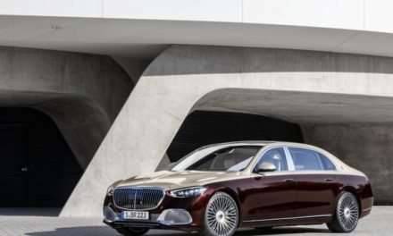 2021 Mercedes-Maybach S-Class Has Arrived