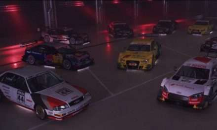 Audi Leaves DTM Racing With A Clean Sweep