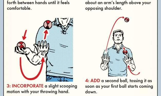 Cool Uncle Tricks: How to Juggle