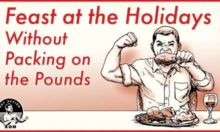 How to Feast at the Holidays Without Packing on the Pounds
