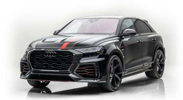 2021 Audi RSQ8 By Mansory Expands Their Lineup To New Customers