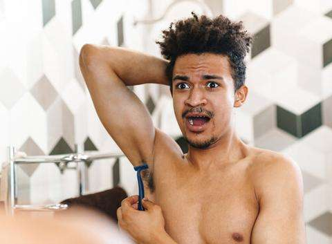 How To Shave Armpits – 21% Of Men Don't Know How