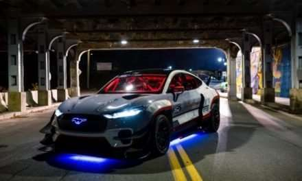 Ford Auto Nights Is The First Virtual SEMA Show