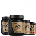 Build More RAW Muscle
