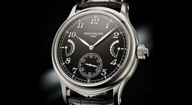 Patek Philippe Unveils The Grande Sonnerie Reference 6301P