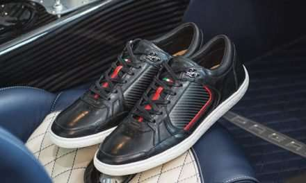 The Piloti x Pagani Legacy S Collection Is Now Available