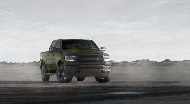 2021 Ram Special Edition Is Built To Serve
