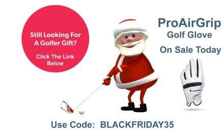 Looking For A Gift For Golfers? ProAirGrip Is Here To Save You
