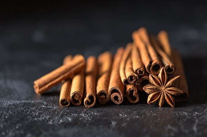 cinnamon note fragrance