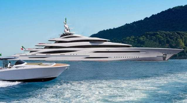 Ocean Independence Reveals New 110m Project Century X Megayacht