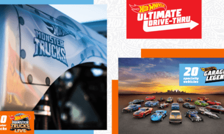 Hot Wheels Ultimate Drive-Thru Will Be Fun For All Ages